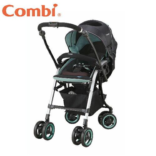 【本月贈$1300圍兜學習餐具組】日本【Combi】Nemurie UF 800  ネムリエ輕量嬰兒手推車 2