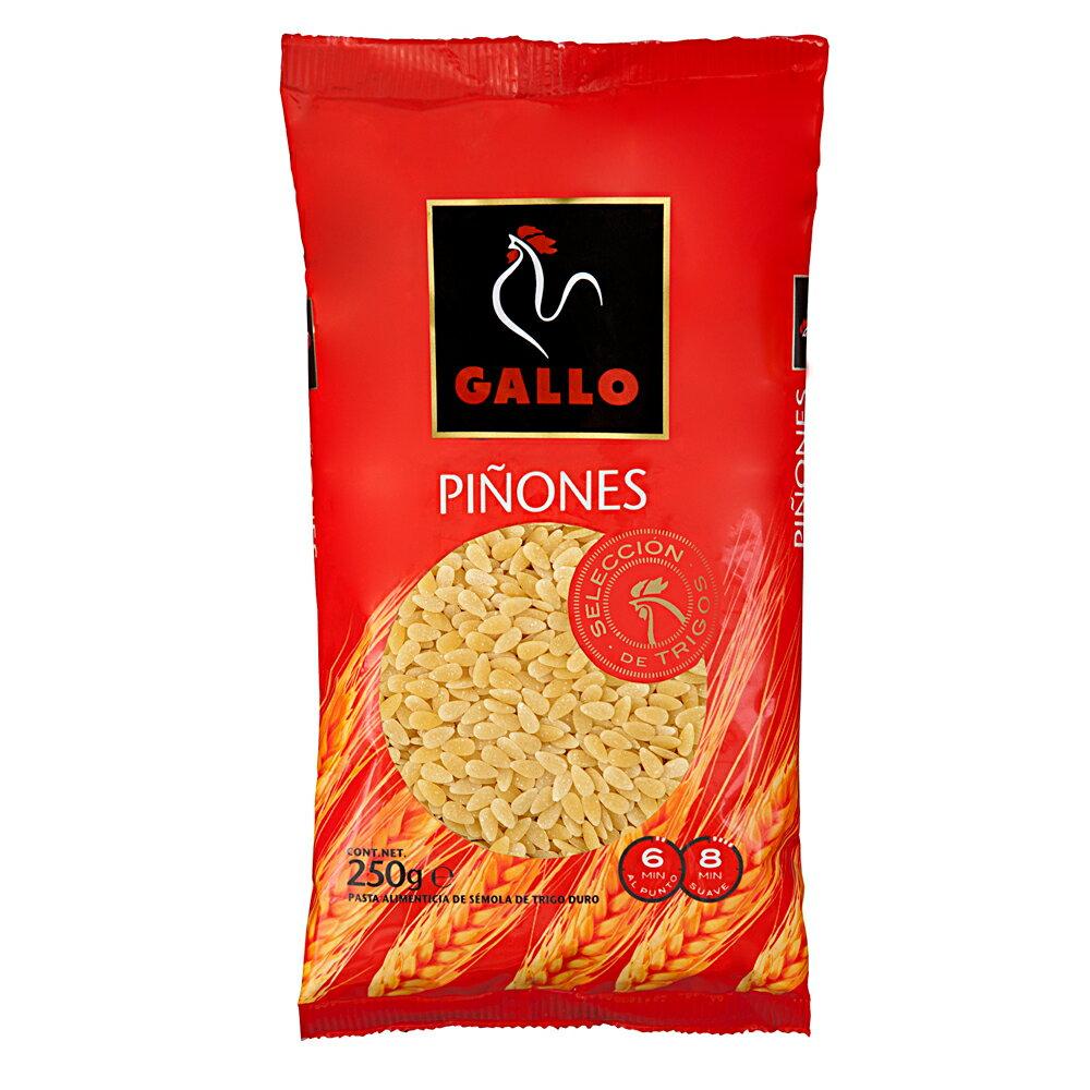 ★滿555領券現折55【Gallo】西班牙公雞米型義大利麵 250g (一入)