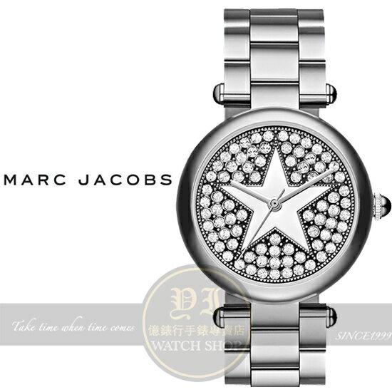 MARC JACOBS國際 Dotty海洋之星晶鑽 腕錶MJ3477 貨 聖誕節  生日禮