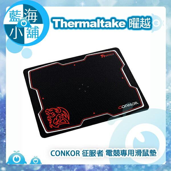 Thermaltake 曜越 Tt eSPORTS CONKOR(征服者)電競專用滑鼠墊