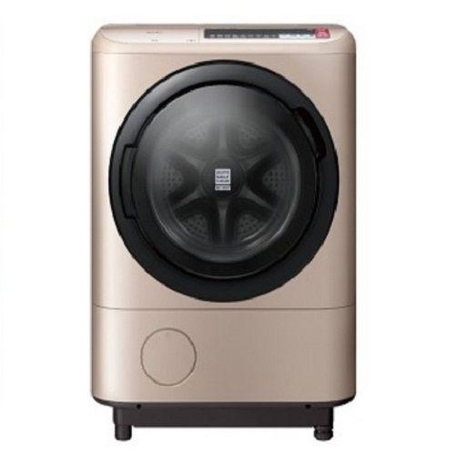 【HITACHI日立日本原裝】12.5公斤滾筒洗脫烘右開洗衣機BDNX125BHJRN香檳金