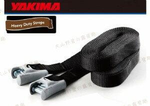【露營趣】安坑 YAKIMA Heavy Duty Straps 重型固定帶 綁帶 貨物繩