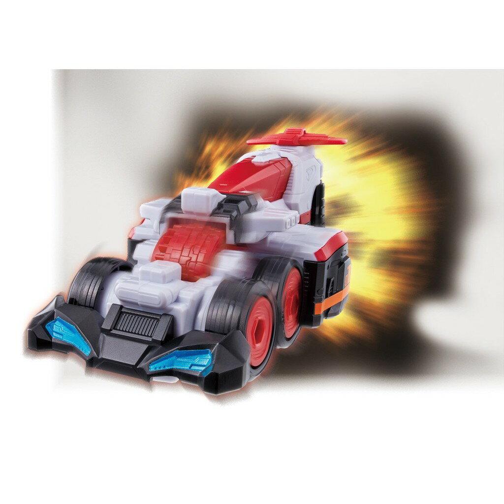 【預購】日本進口最新! 快盜戰隊 魯邦連者 VS 警察戰隊 DX 扳機機械1號【星野日本玩具】