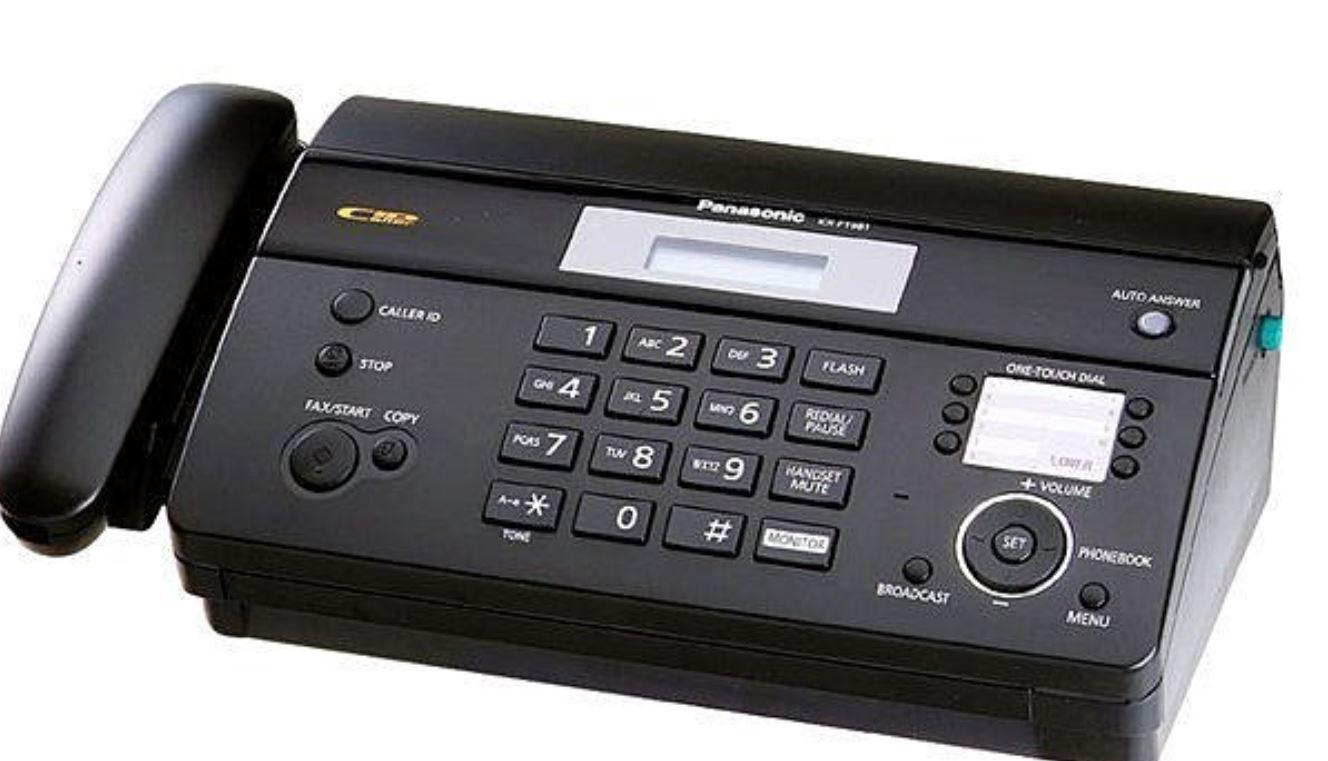 ﹝超低價﹞Panasonic KX-FT983 感熱式傳真機~自動裁紙(平行輸入)~保固一年