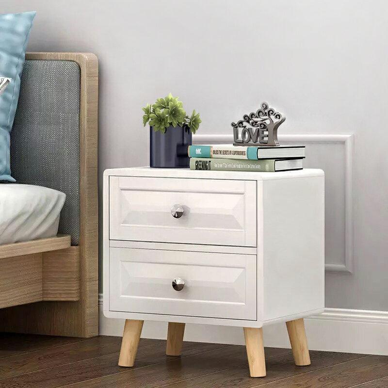 !新生活家具!《斯多福》白色 DIY 床頭櫃 二斗櫃 三斗櫃 玄關櫃 功能櫃 置物櫃 收纳櫃 斗櫃 美式 北歐
