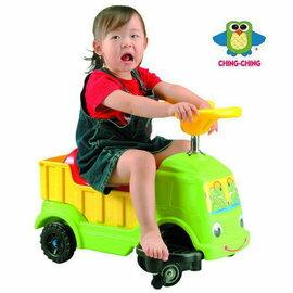 【淘氣寶寶】【CHING-CHING親親】卡車扭扭車