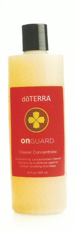 doTERRA 多特瑞 ON GUARD 保衛複方天然濃縮清潔劑 (355ml)