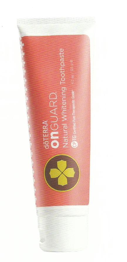 doTERRA 多特瑞 保衛複方淨白牙膏 (125g)