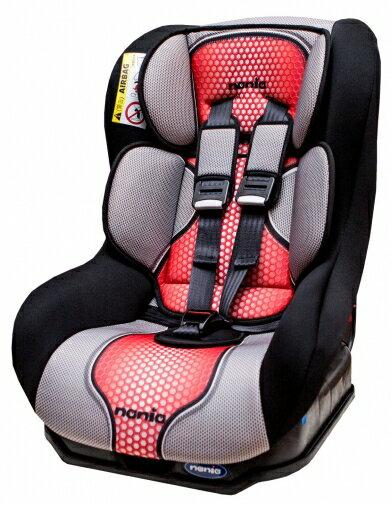 ★衛立兒生活館★NANIA 納尼亞 0-4歲安全汽座-紅色(安全座椅)FB00292