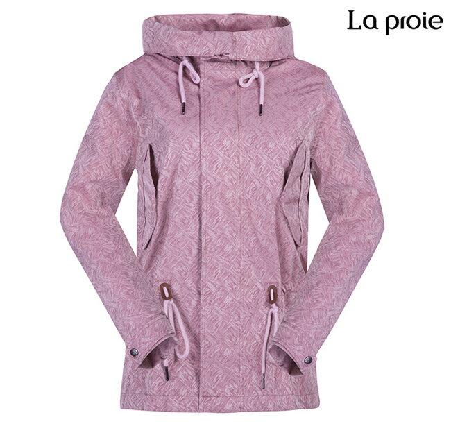 La proie 女式提花風衣 CF1672084 2