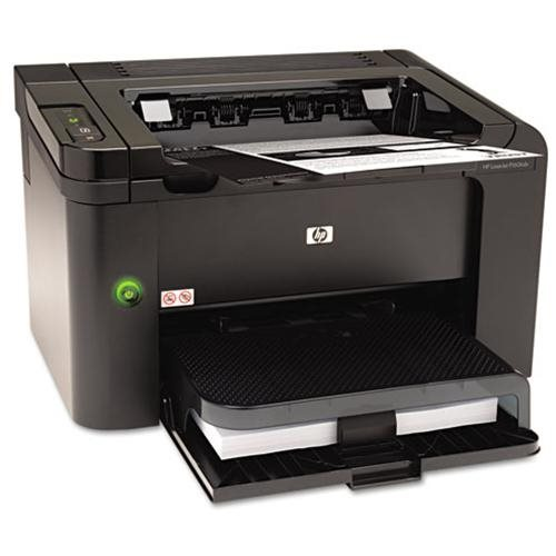 HP LaserJet Pro P1606dn Monochrome Laser Printer 2