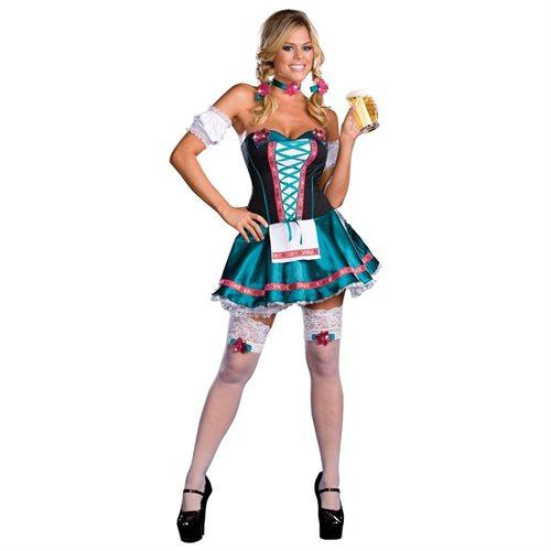 Heidi Hottie Adult Halloween Costume 0