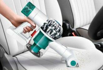 [建軍電器]含床墊吸頭 現貨開發票 Dyson V6 Mattress HH08無線吸塵器 美國五吸頭 HEPA濾網 除塵蟎HH07 SV09