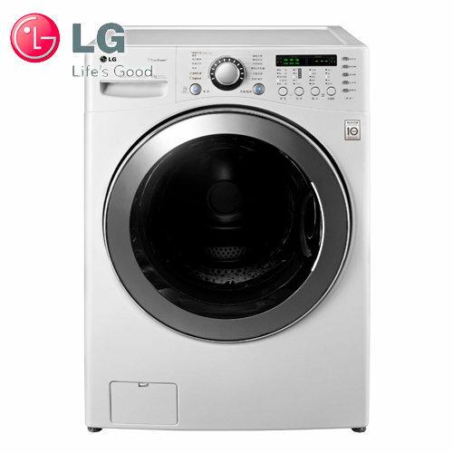 贈好禮 LG 樂金【WD-S15DWD】15公斤 6 MOTIONDD蒸氣滾筒洗衣機(白色) *2847-6777