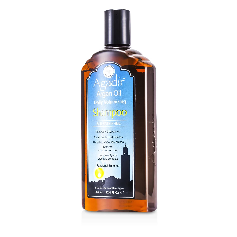 艾卡迪堅果油 Agadir Argan Oil - 豐盈洗髮精 Daily Volumizing Shampoo (All Hair Types)
