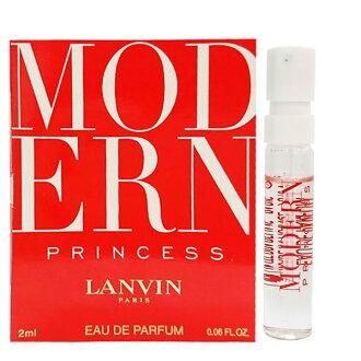 Lanvin 浪凡 冒險公主女性淡香精 2ml 針管【A005413】 MODERN PRINCESS《Belle倍莉小舖》