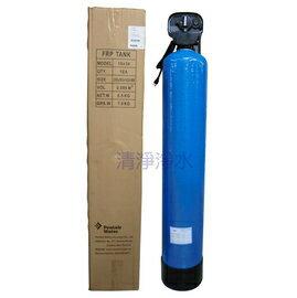 美國Pantair全自動樹脂軟化器(含鹽桶)PG-1054(16.4加侖)水塔過濾水垢17365元