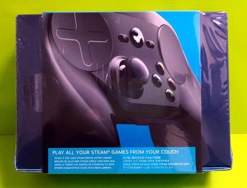 [現金價] 預購 全球steam同樂會 PC Steam Link Controller 無線手把控制器 + 串流盒 公司貨