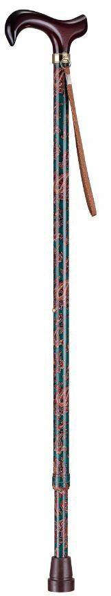 10段調節●T型木質手杖(拐杖) *MIT精緻製造*『康森銀髮生活館』無障礙輔具專賣店 1