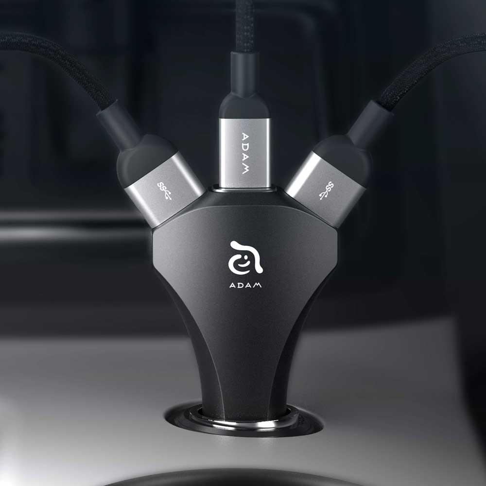 CASA CO3 USB Type-C 車用 QC3.0 快速充電器 4