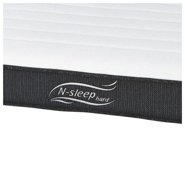 ◎獨立筒彈簧床 床墊 N-SLEEP HARD 雙人加大 NITORI宜得利家居 4