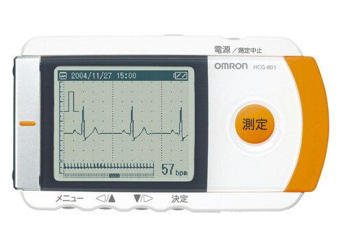 <br/><br/>  OMRON歐姆龍心電計 HCG-801<br/><br/>
