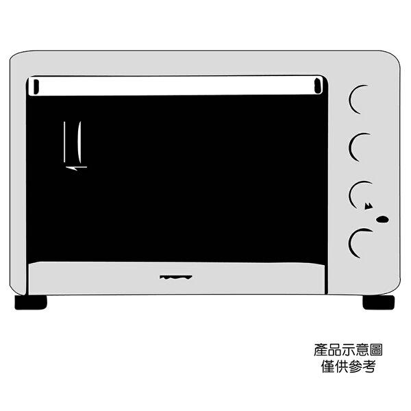 【Panasonic國際牌】38L雙溫控發酵烘焙烤箱NB-H3800