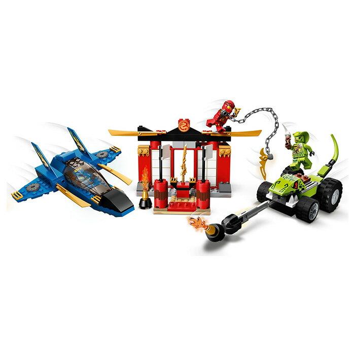 LEGO 樂高 NINJAGO 旋風忍者系列 71703 風暴戰鬥機之戰 【鯊玩具Toy Shark】