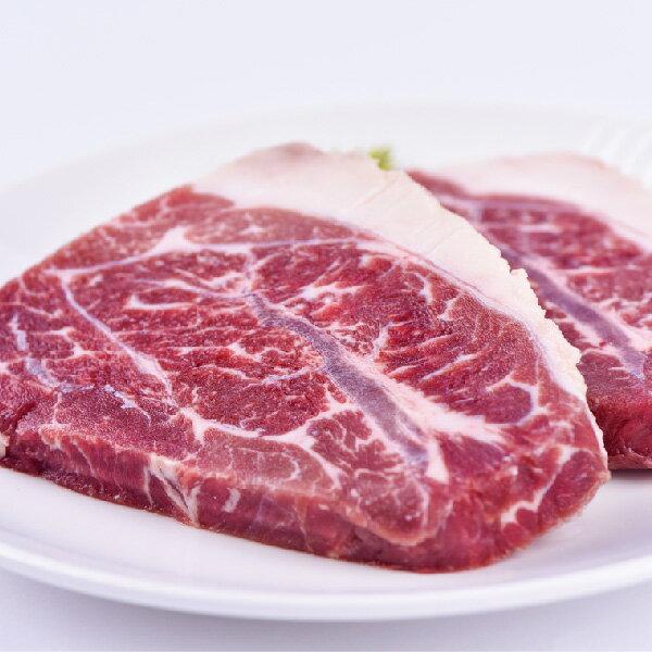 【新鮮物語】安格斯薄片霜降燒烤牛排 300g±10% / 包 #牛排★1月限定全店699免運 1