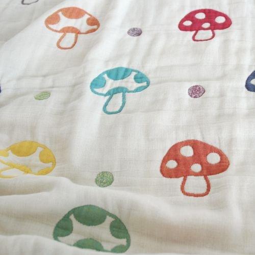 Hoppetta - 六層紗蘑菇被 (S) 1