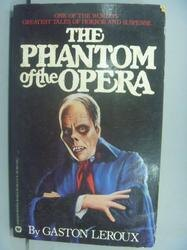 【書寶二手書T6/原文小說_NMV】The Phantom of the Opera