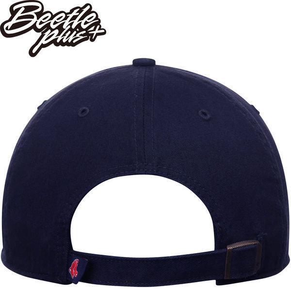 BEETLE 47 BRAND 老帽 波士頓紅襪 BOSTON RED SOX DAD 大聯盟 MLB 深藍 紅 MN-406 2
