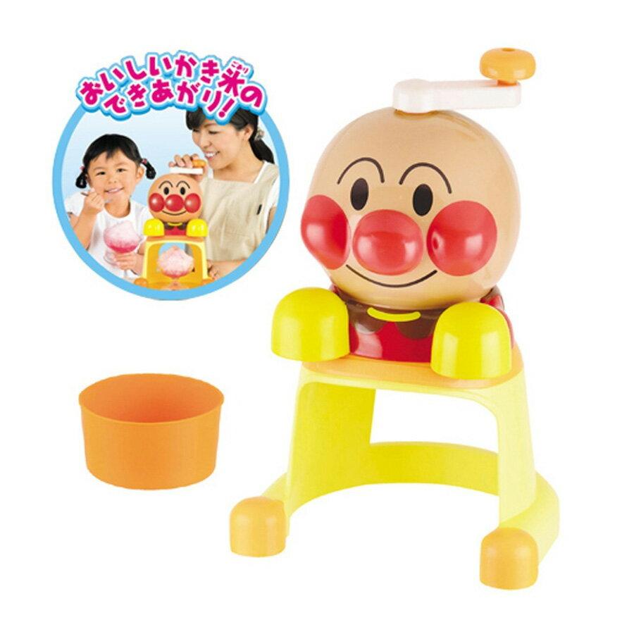日本 Pearl Life  麵包超人 製冰器 刨冰機 日本原裝