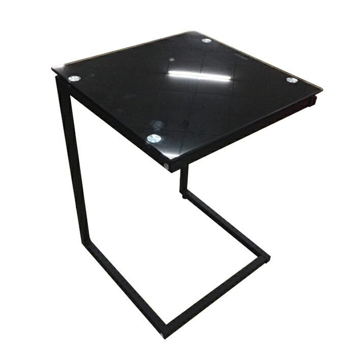 【尚品傢俱】881-20 卡達小邊几~黑/白二色/小邊桌/小茶桌/寫字桌/小方几/飲料桌/置物桌/側邊几