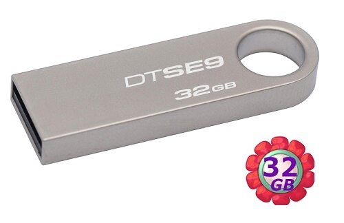 附【吊繩】Kingston 32GB 32G 金士頓【DTSE9H】DTSE9H/32GB Data Traveler SE9 USB 2.0 原廠保固 隨身碟