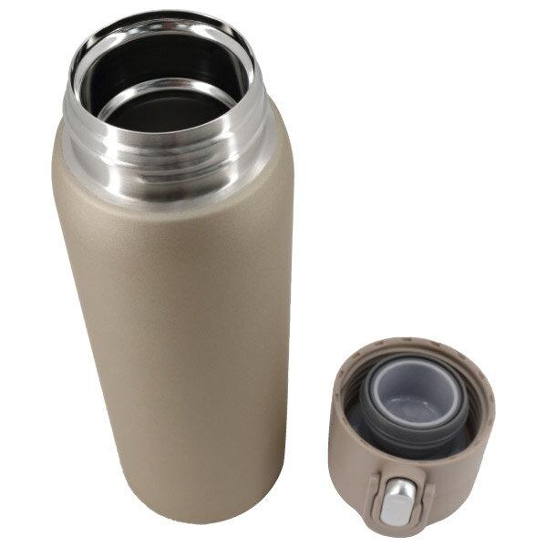 輕量真空保溫按壓不鏽鋼杯 GO 480ml NITORI宜得利家居 2