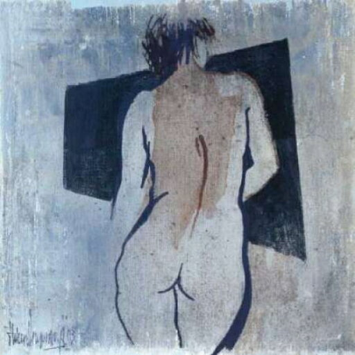 Studies from the nude III Rolled Canvas Art - Heleen Vriesendorp (12 x 12) 5f15ab840f9f993fb0fc1f03d468e677