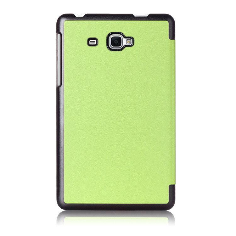 【預購】三星 Tab J 7.0 T285 卡斯特三折平板皮套 Samsung Galaxy T285 超薄皮套