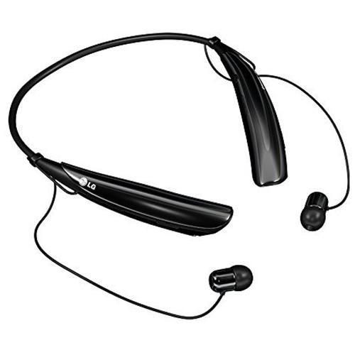 LG TonePRO HBS-750 Wireless Stereo Headset Bluetooth Black 2