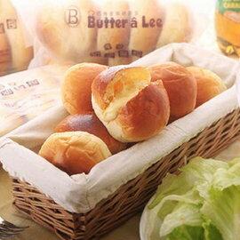 任-巴特里烘焙坊 爆漿原味奶油餐包(10顆/袋)