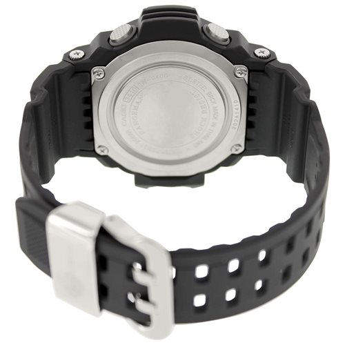 Casio GW9400-1 Men's G-Shock Rangeman Tough Solar Digital Grey Dial Black Resin Strap Dive Watch 3