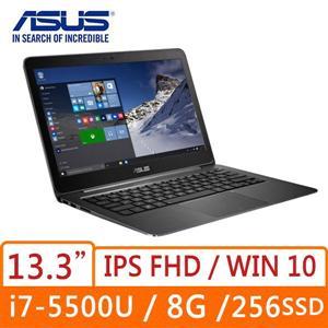 ASUSUX305LA-0061A5500U  家用筆記型電腦i7-5500U(2.4GHz)/DDR3L 1600 8G(on board)/256SSD/W10