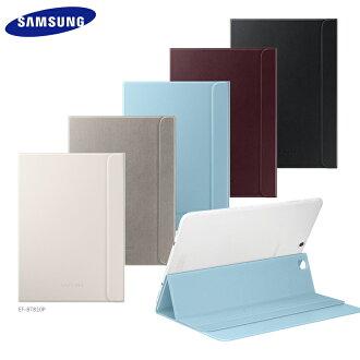 SAMSUNG Galaxy Tab S2 9.7吋 T810/T815 專用 原廠 皮革書本式皮套/立架式/側翻皮套/保護套/平板/手機套/保護殼/東訊公司貨