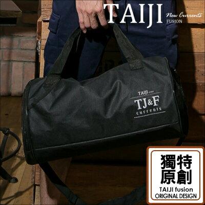 <br/><br/> 圓筒側背包【NXA0002】日韓風格?TAIJI原創素黑圓筒側背包?★<br/><br/>