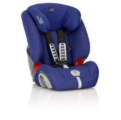 【淘氣寶寶】 英國原裝 Britax Rmer Evolva (9個月~12歲) 旗艦成長型汽車安全座椅(藍)
