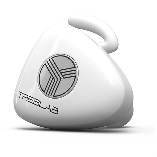 TREBLAB X11, Truly Wireless Bluetooth Earbuds, Best Sports Headphones for Running, Workout and Travel. True HD Sound, Secure-Fit, IPX4 Sweat-Proof, Noise Cancelling Headset w/ Mic 1