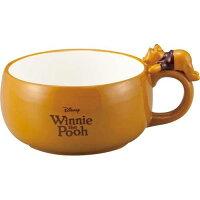小熊維尼周邊商品推薦小熊維尼 湯碗 磁器 390ml 日本正版品 pooh 迪士尼