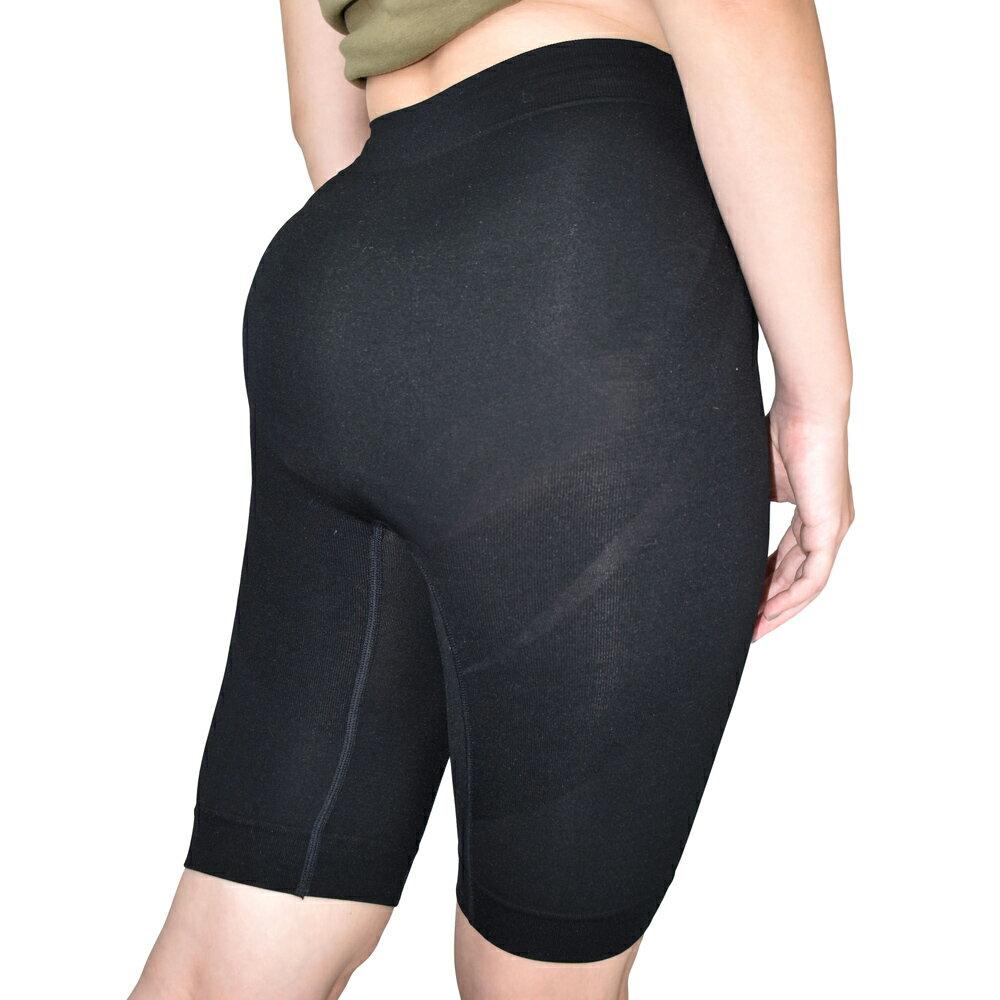 【VITAL SALVEO】女超彈力無縫壓縮機能短褲-台灣製造 1