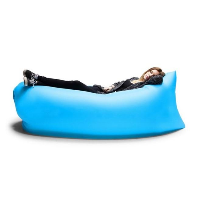 【空氣沙發袋】優質牛津布210D 懶人沙發單人充氣沙發床充氣床沙灘懶人躺椅/充氣床/睡袋 露營DIGITAL 1029劉