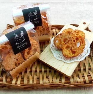 關於烘焙AboutBakery:法國麵包脆餅經典原味3包免運